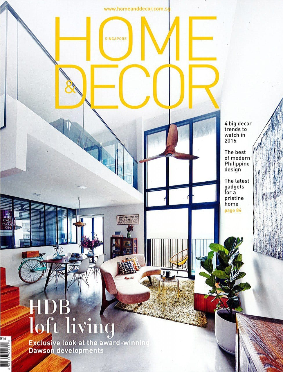 Home & Decor - January 2016