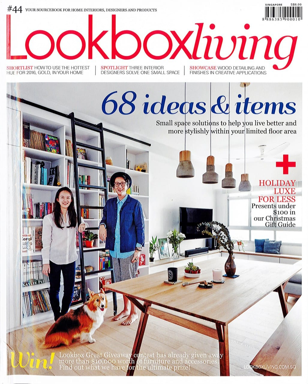 Lookbox Living Issue #44