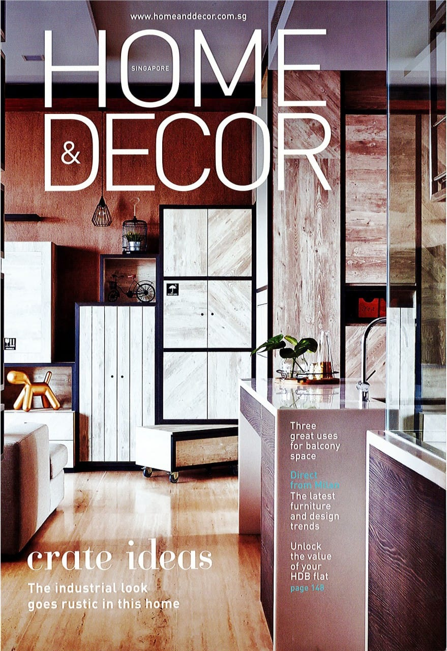 Home & Decor - June 2015