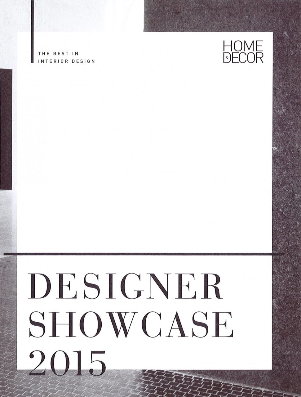 Home & Decor - Designer Showcase 2015