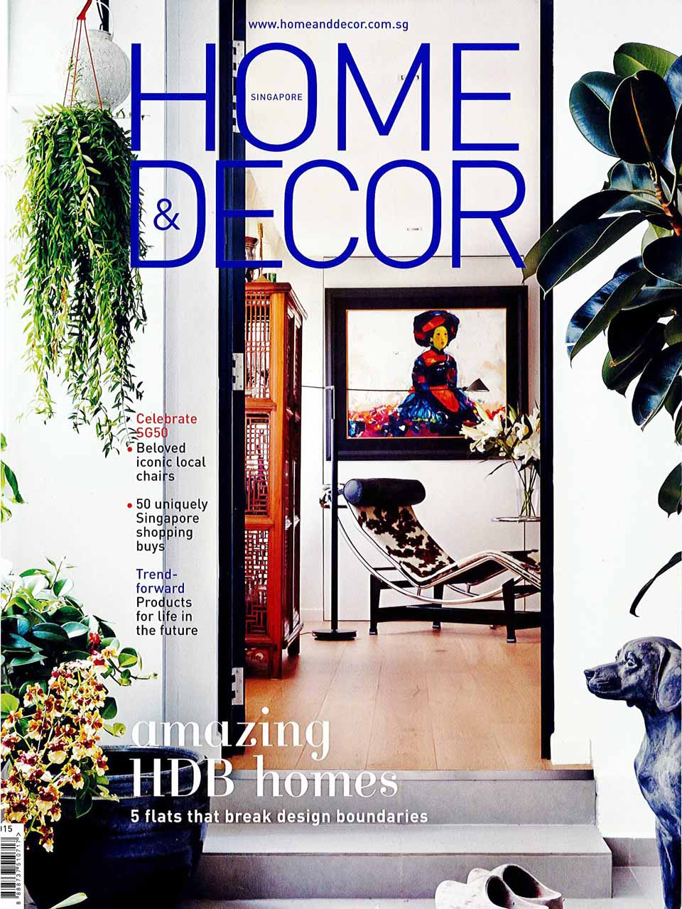 Home & Decor - August 2015 Issue