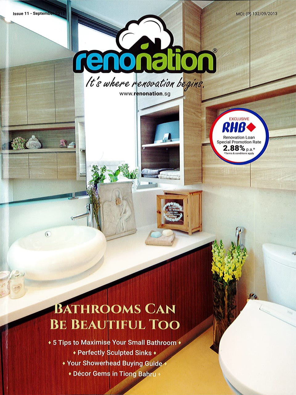 RenoNation - Issue 11 (September 2015)