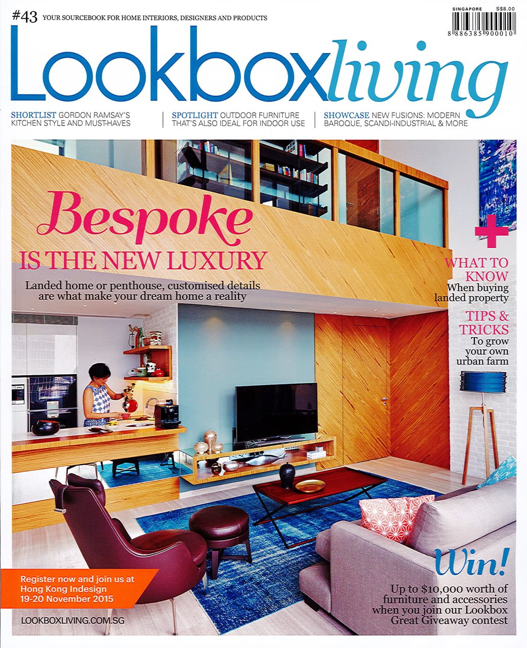 Lookbox Living Issue #43
