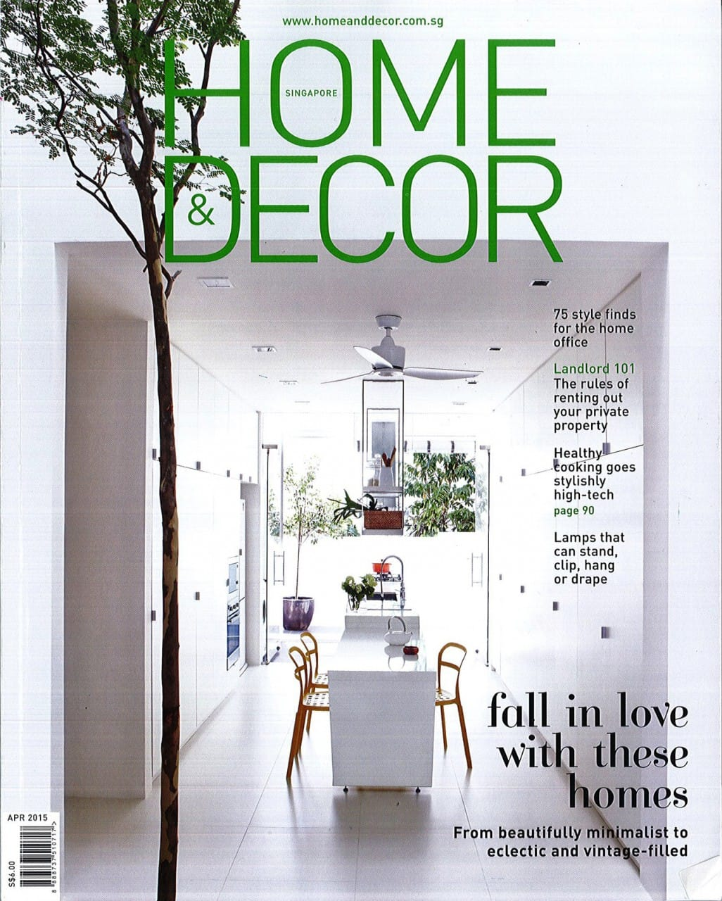 Home & Decor - April 2015