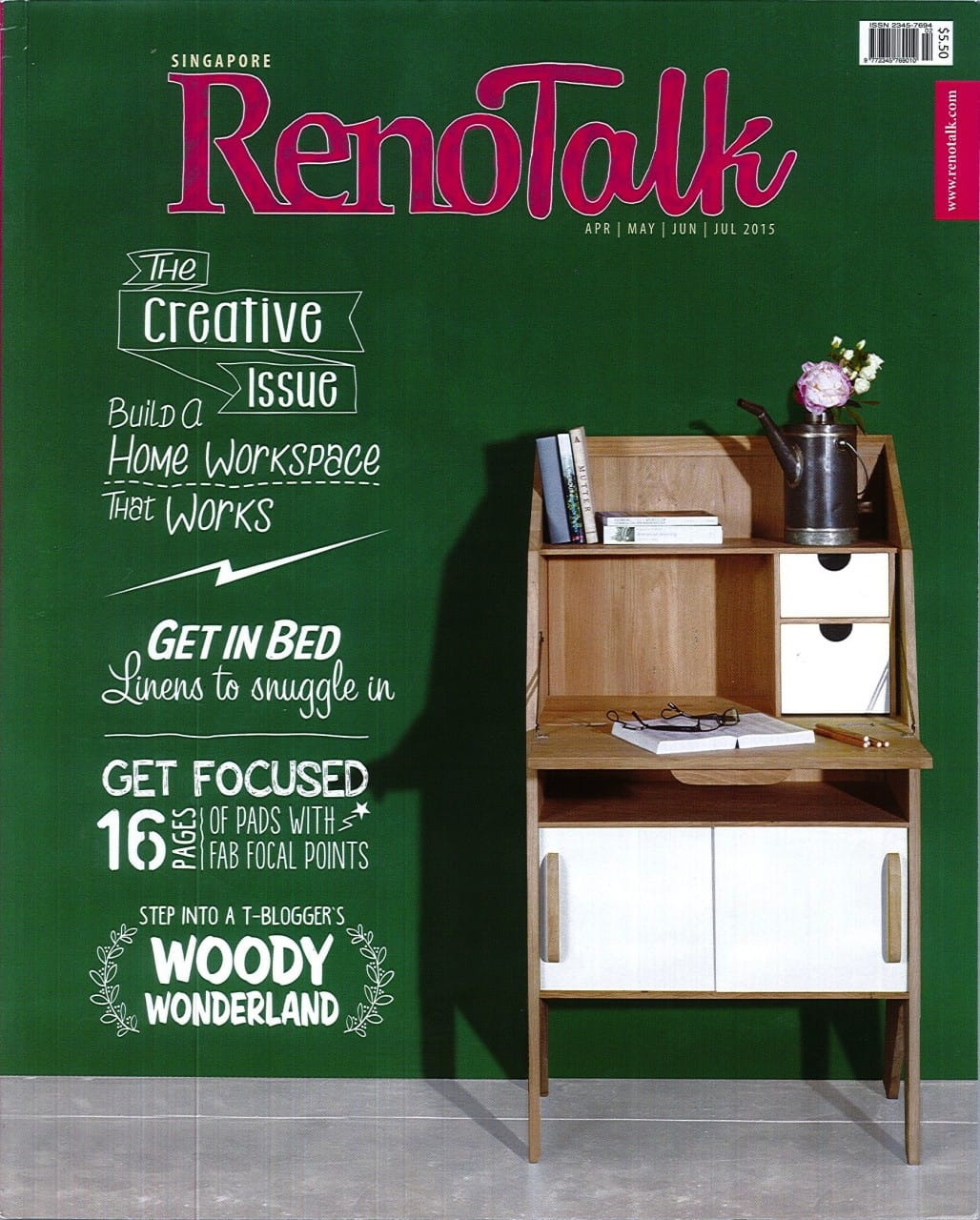 RenoTalk - Apr to Jul 2015 Issue