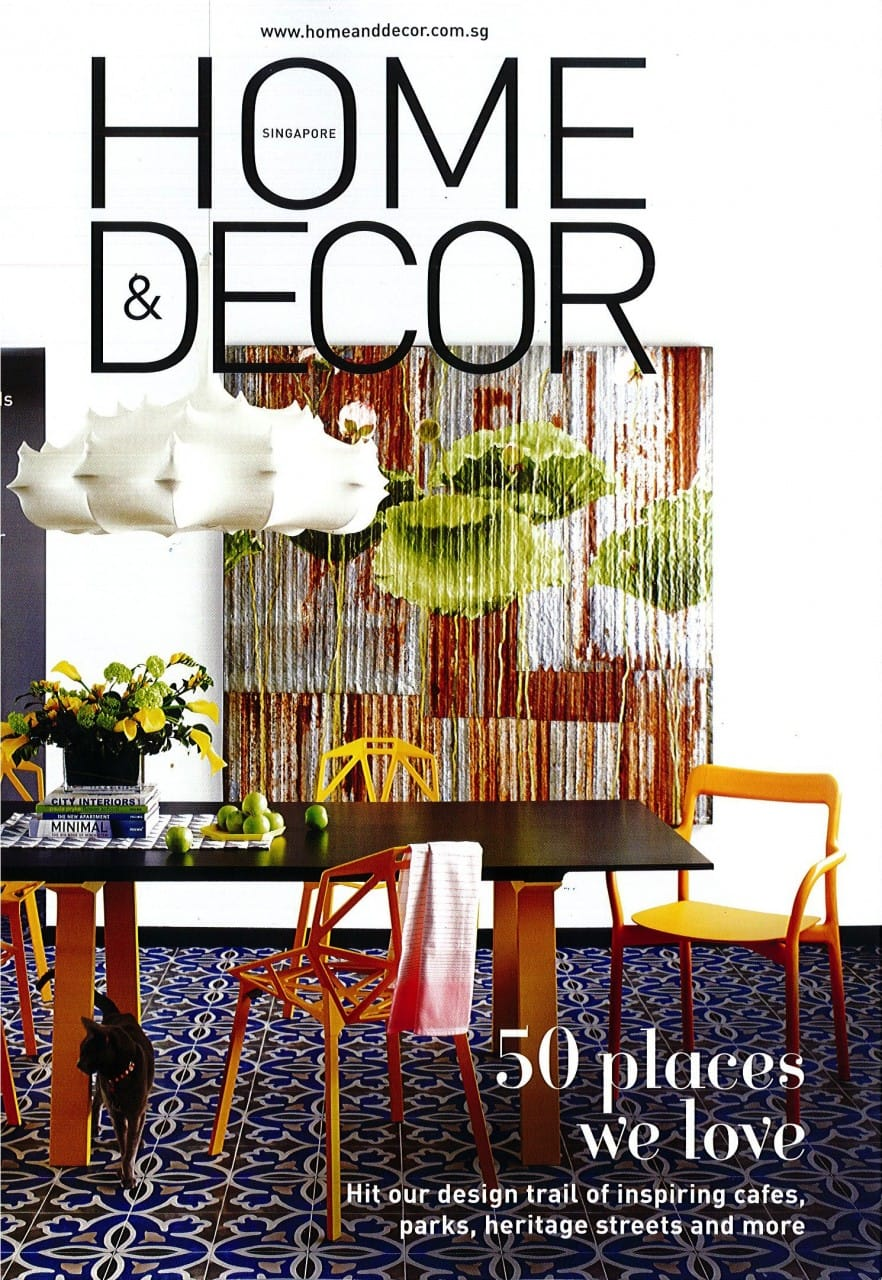 Home & Decor - March 2015