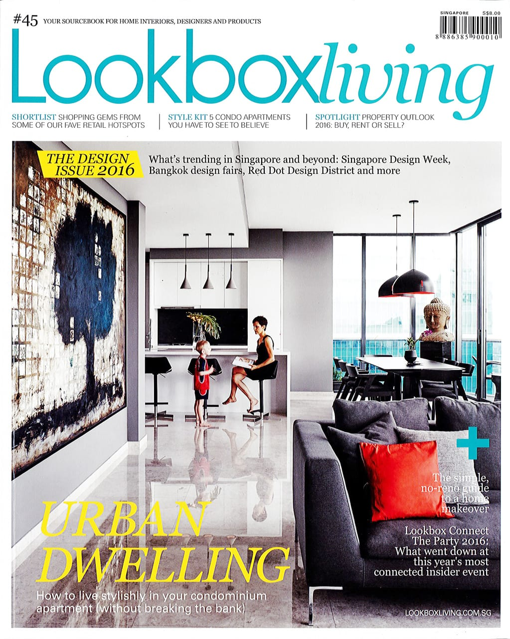 Lookbox Living Issue #45