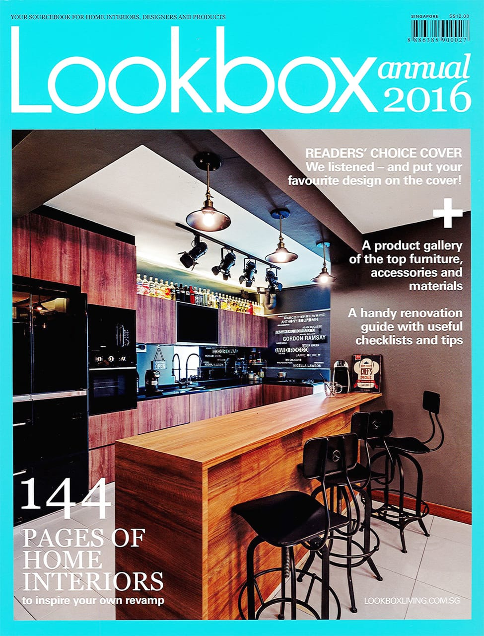 Lookbox Annual 2016