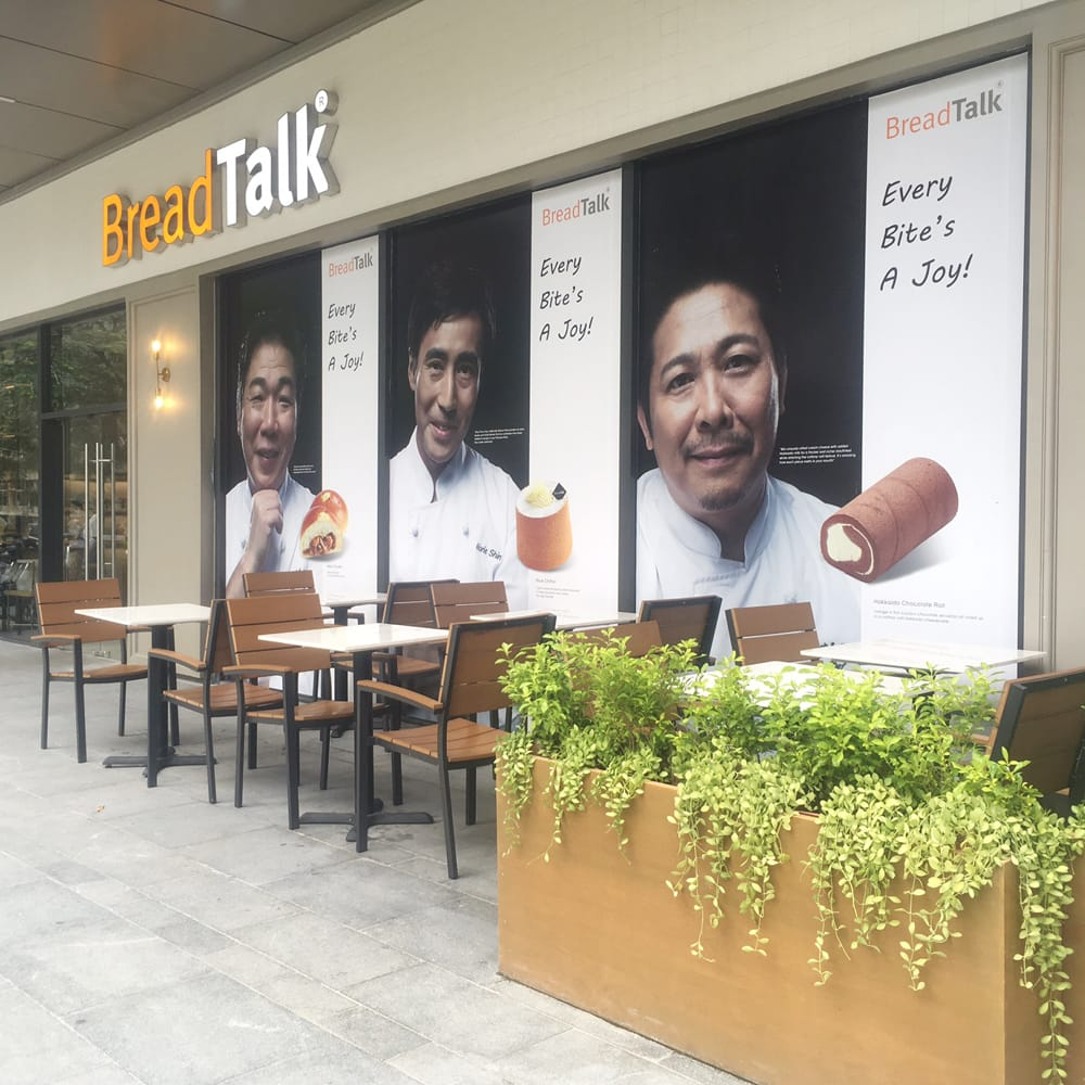 BreadTalk - Junction Square Extension - Crystal Tower, Yangon, Myanmar