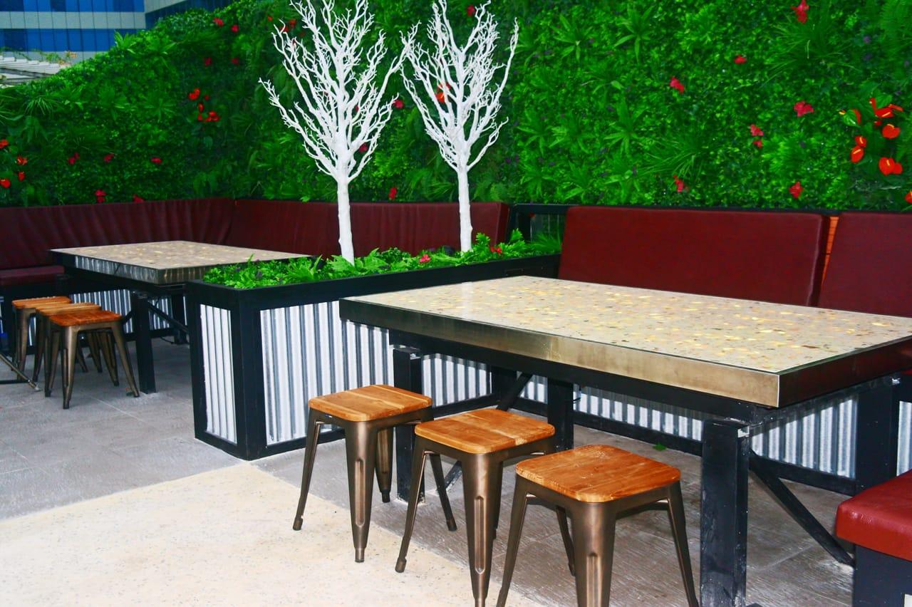 Dojo low stool wood seat comfort design the chair for Outdoor furniture yangon