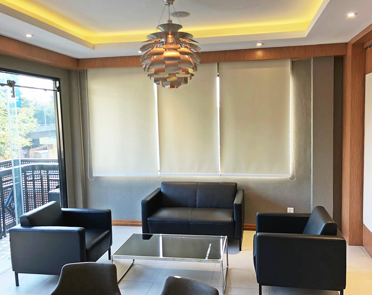 Fisherman's Wharf Restaurant, 8 Miles - Yangon, Myanmar | Product Seen: [Cotta Coffee Table – Rect, Camellia 1–Seater Sofa & Camellia 2–Seater Sofa]