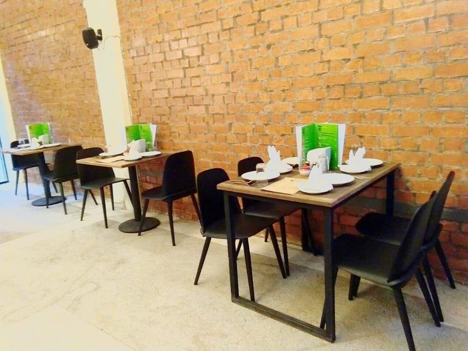 Vedge Indian Restaurant - Maha Bandula Park St, Yangon, Myanmar