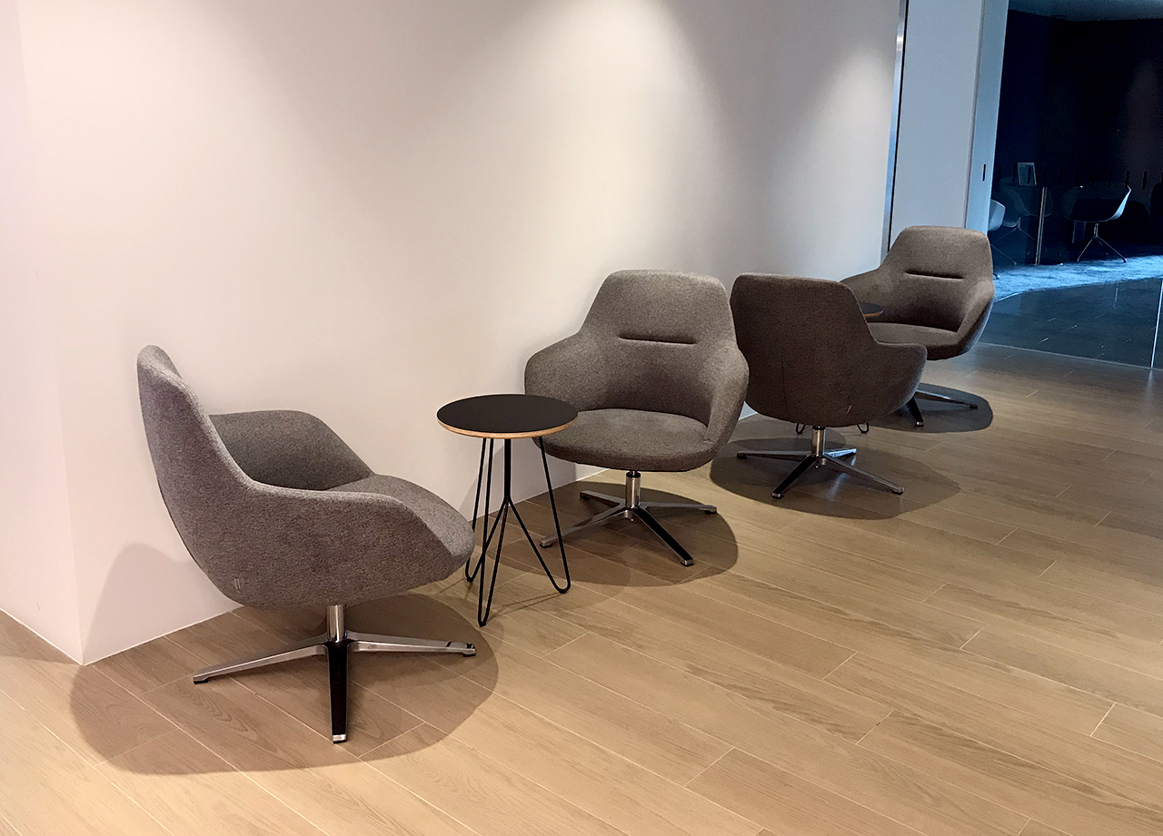 Audi Showroom | Product Seen: [Jose 4Prong - Aluminium & Angel Coffee Table – Small]