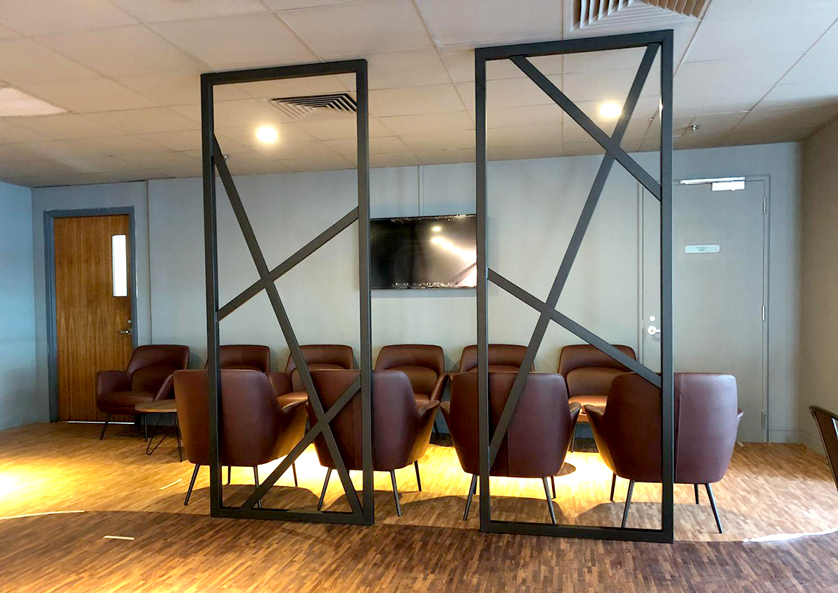 SATS Maintenance Centre - Changi North | Product Seen: [Duchess Lounge]