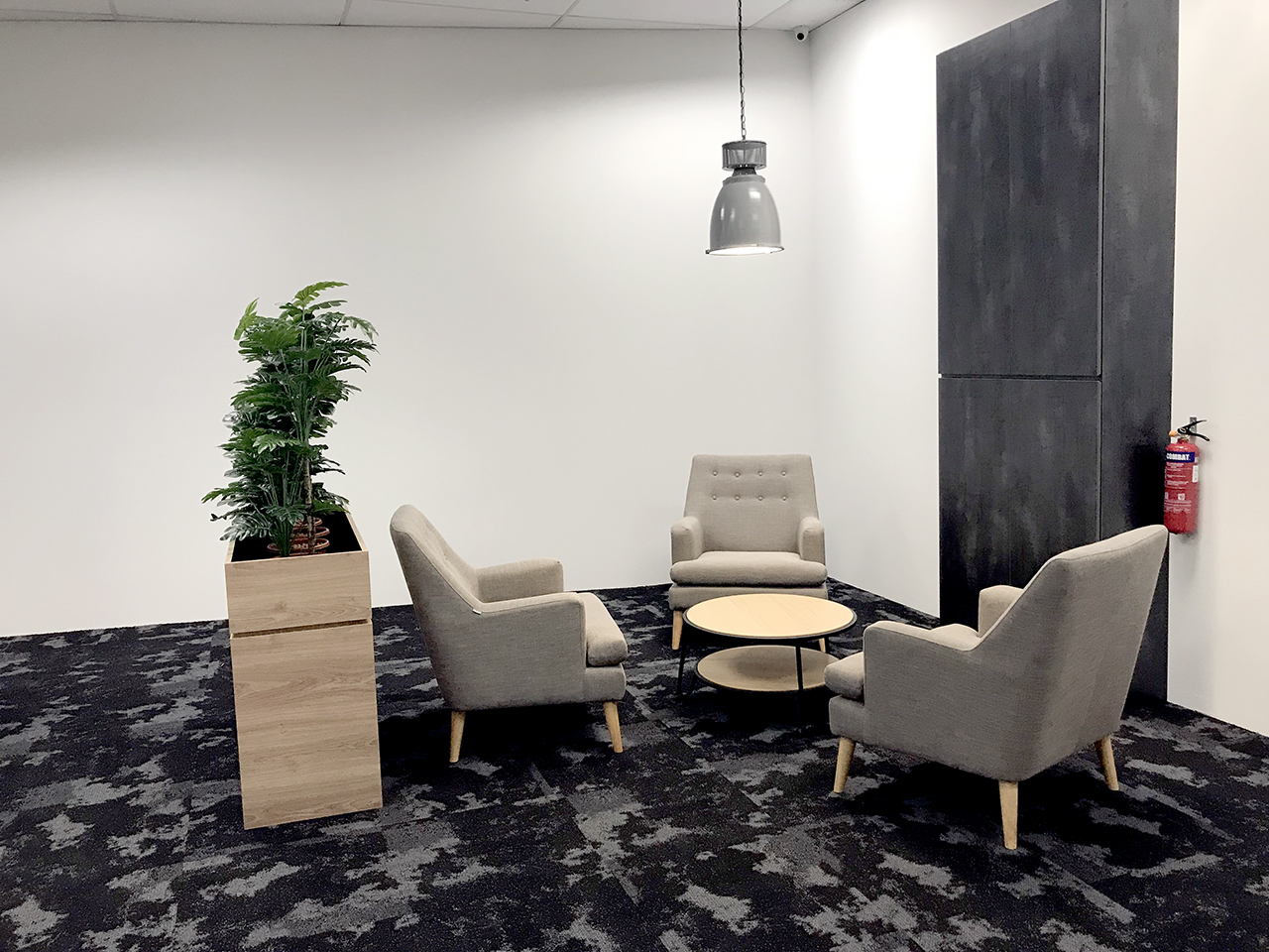 Tedirect Pte Ltd (Level 6) - Viva Business Park | Product Seen: [Mosses Lounger & Levi Coffee Table – Big]