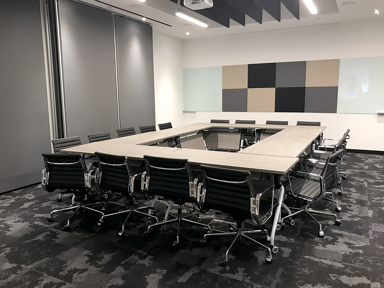 Teledirect Pte Ltd (Level 6) - Viva Business Park | Product Seen: [Eam Aluminium Midback (replica) Office Chair]