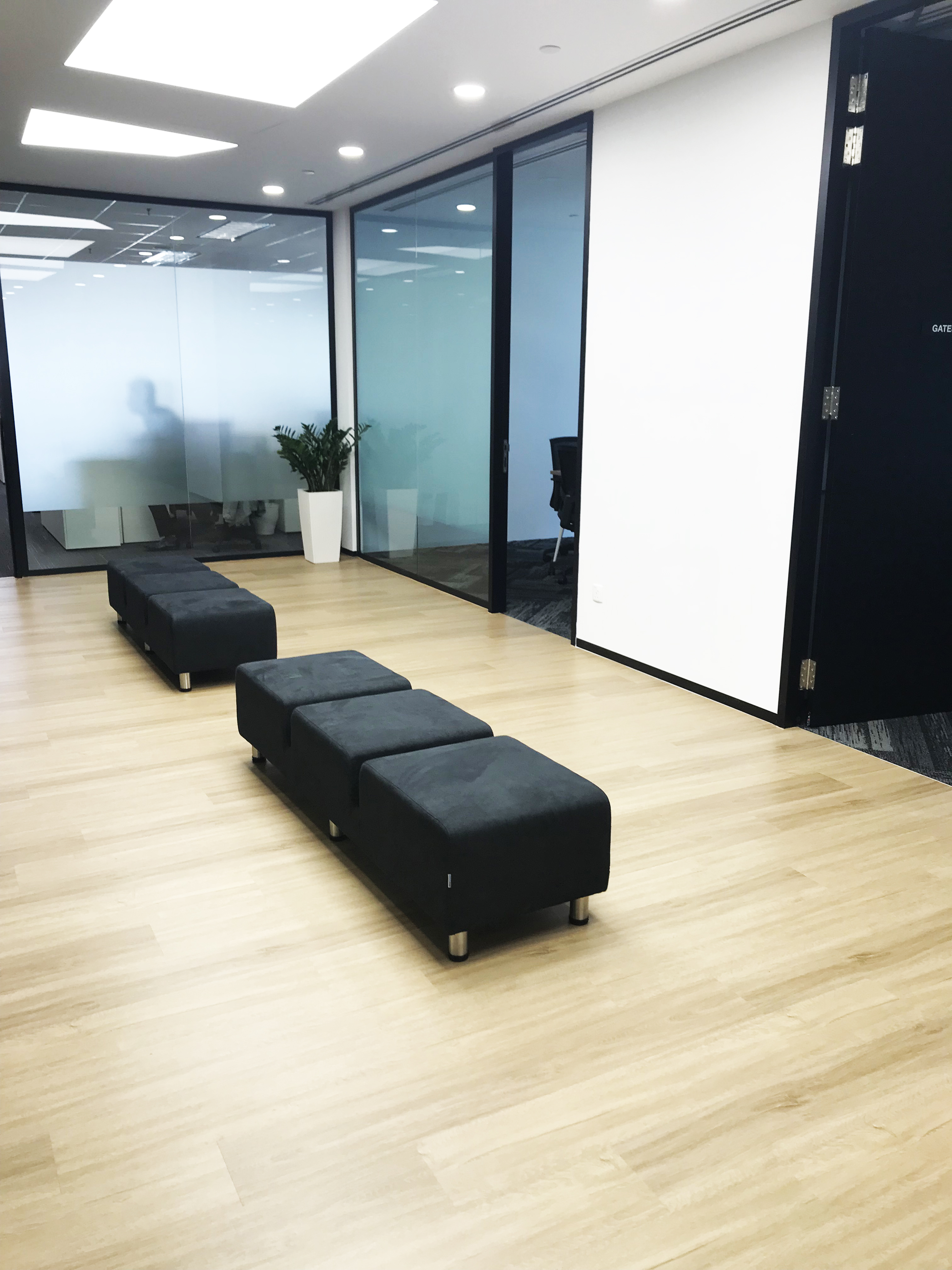 Allegis - Suntec Tower by JLL | Product Seen: [Colette Bench]
