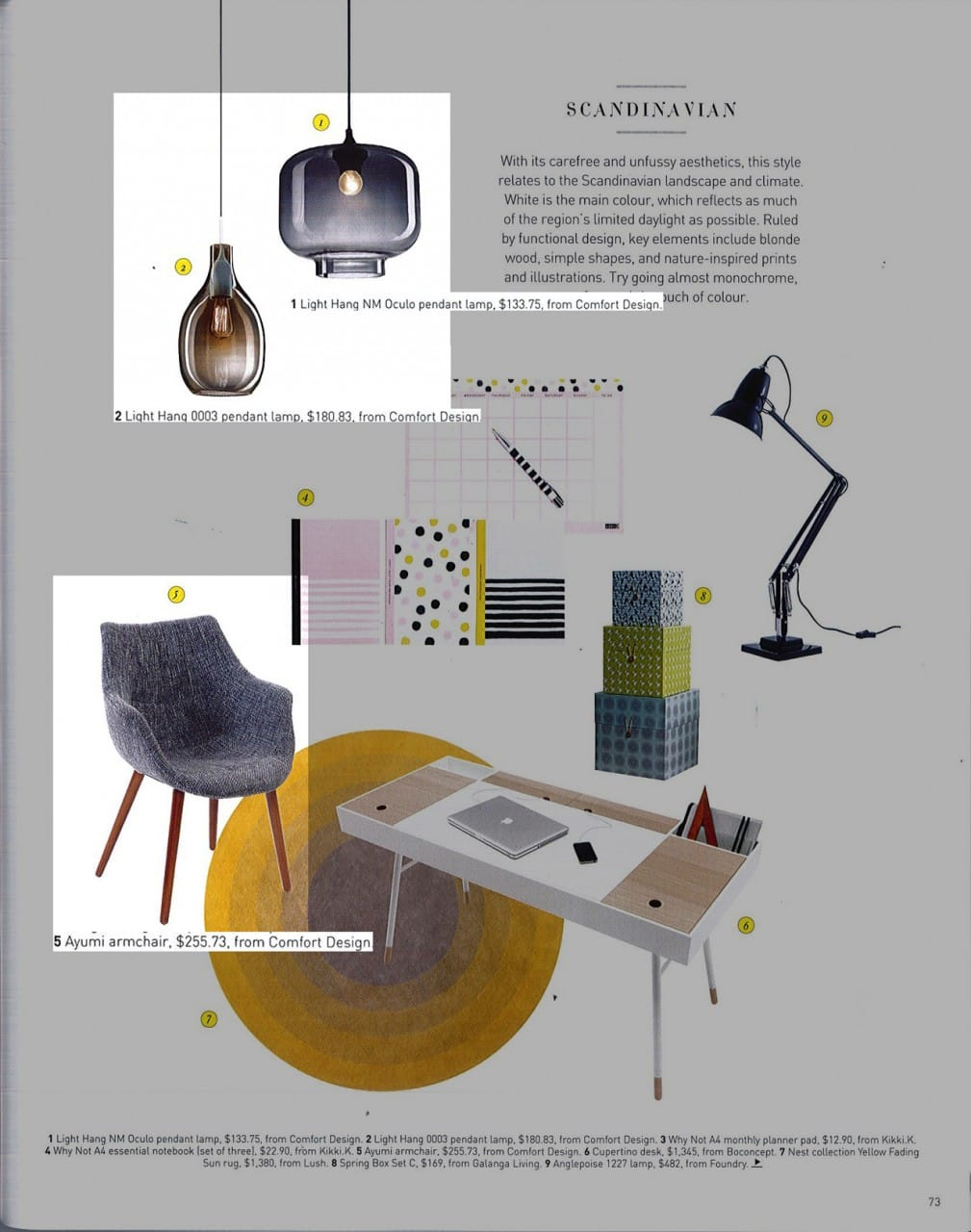 As featured on Home & Decor – April 2015<br />