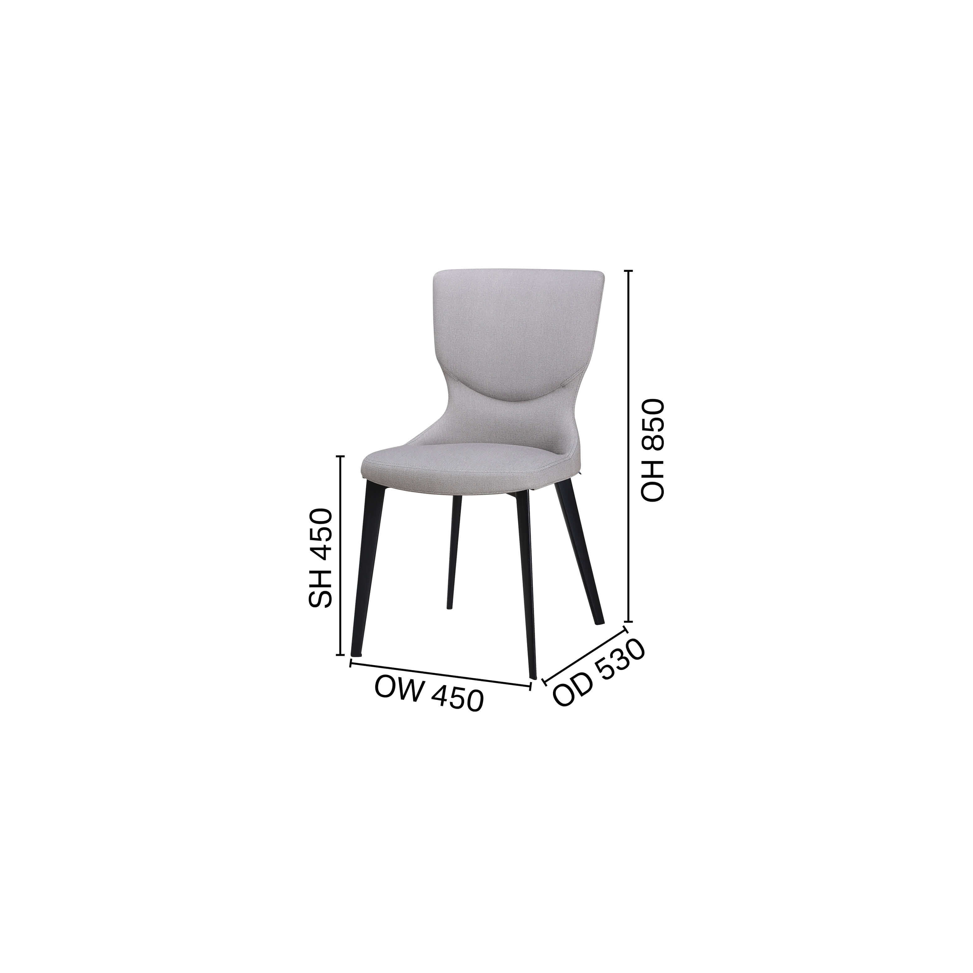 Dominic Side Chair