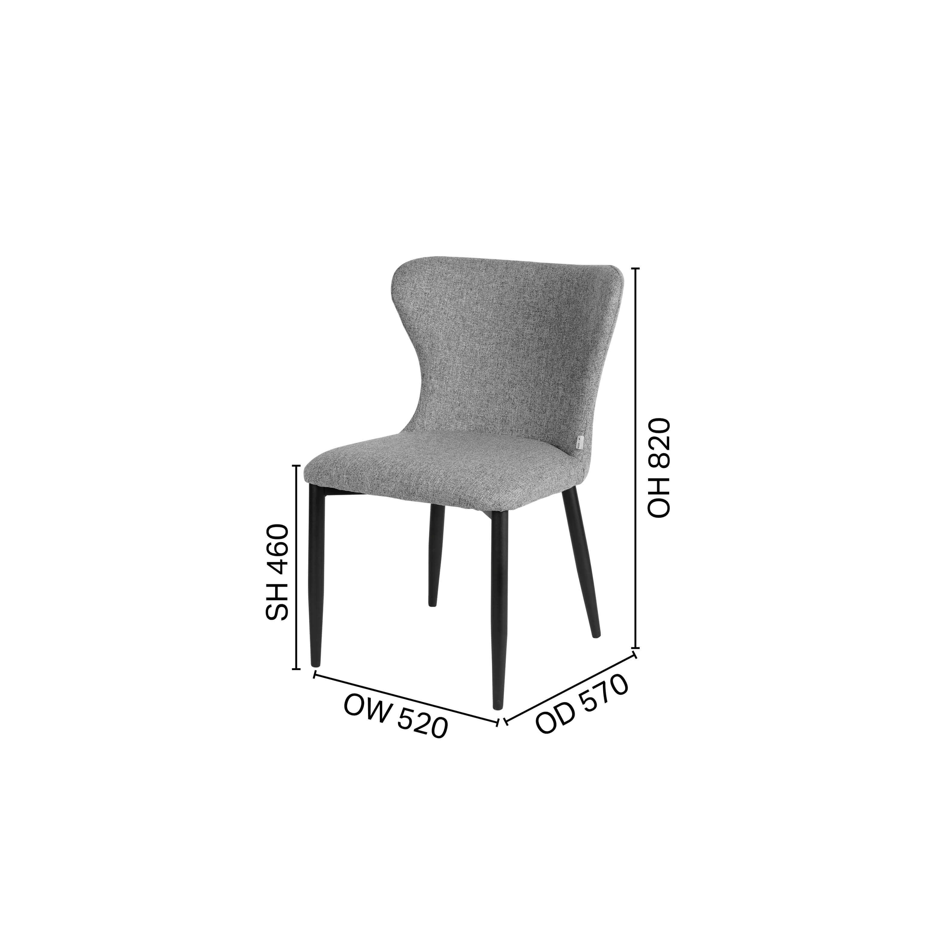 Justin Side Chair