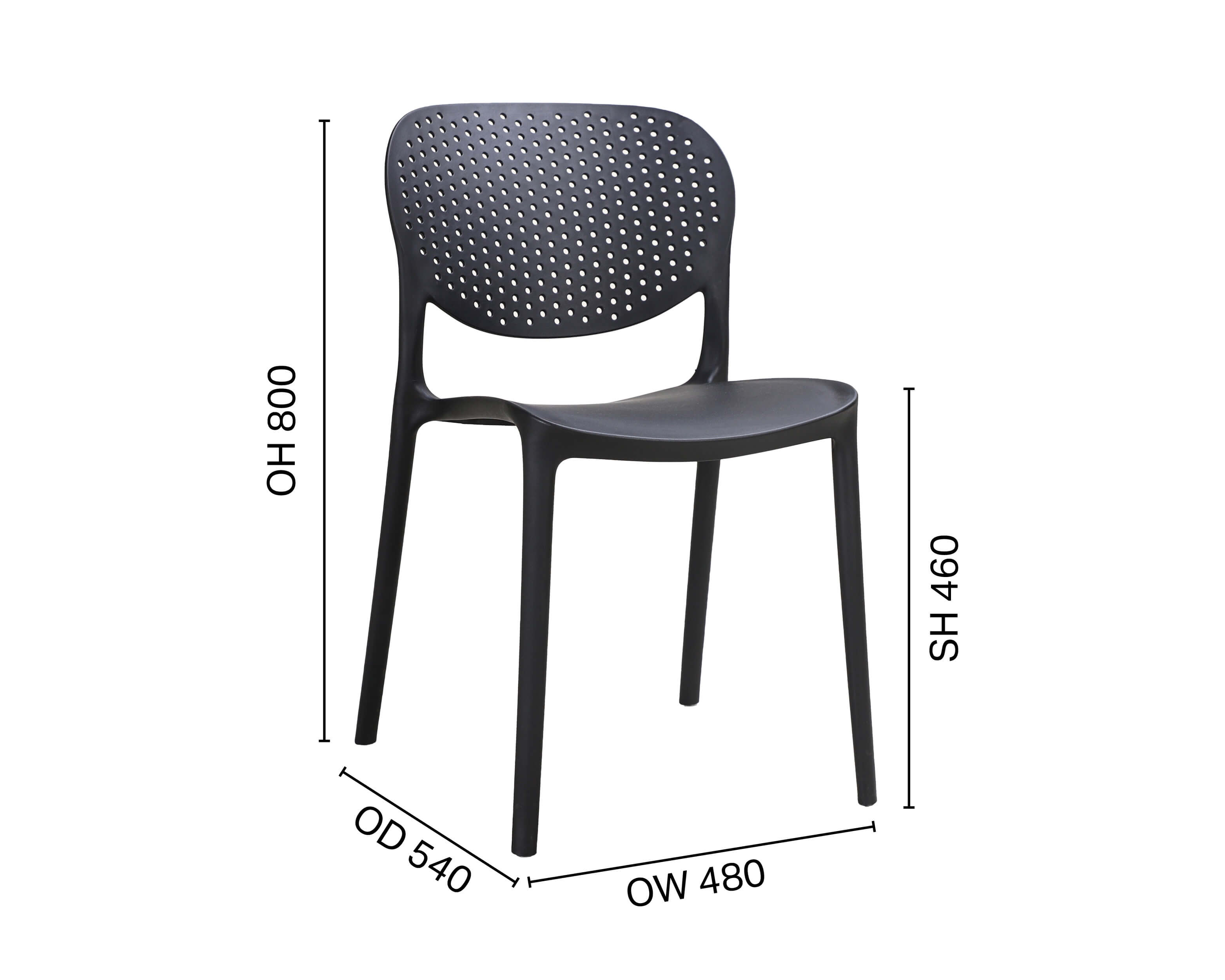 Natasha Side chair