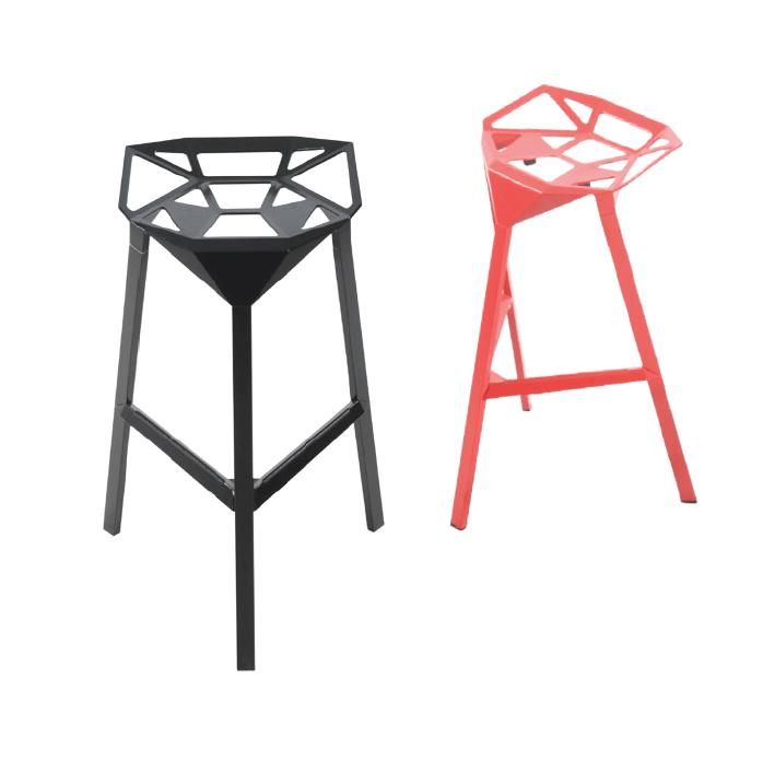 Angular Barstool Comfort Design The Chair Amp Table People