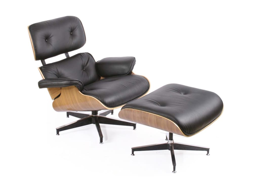 Eames lounge set replica comfort design the chair for Eames chair replica schweiz