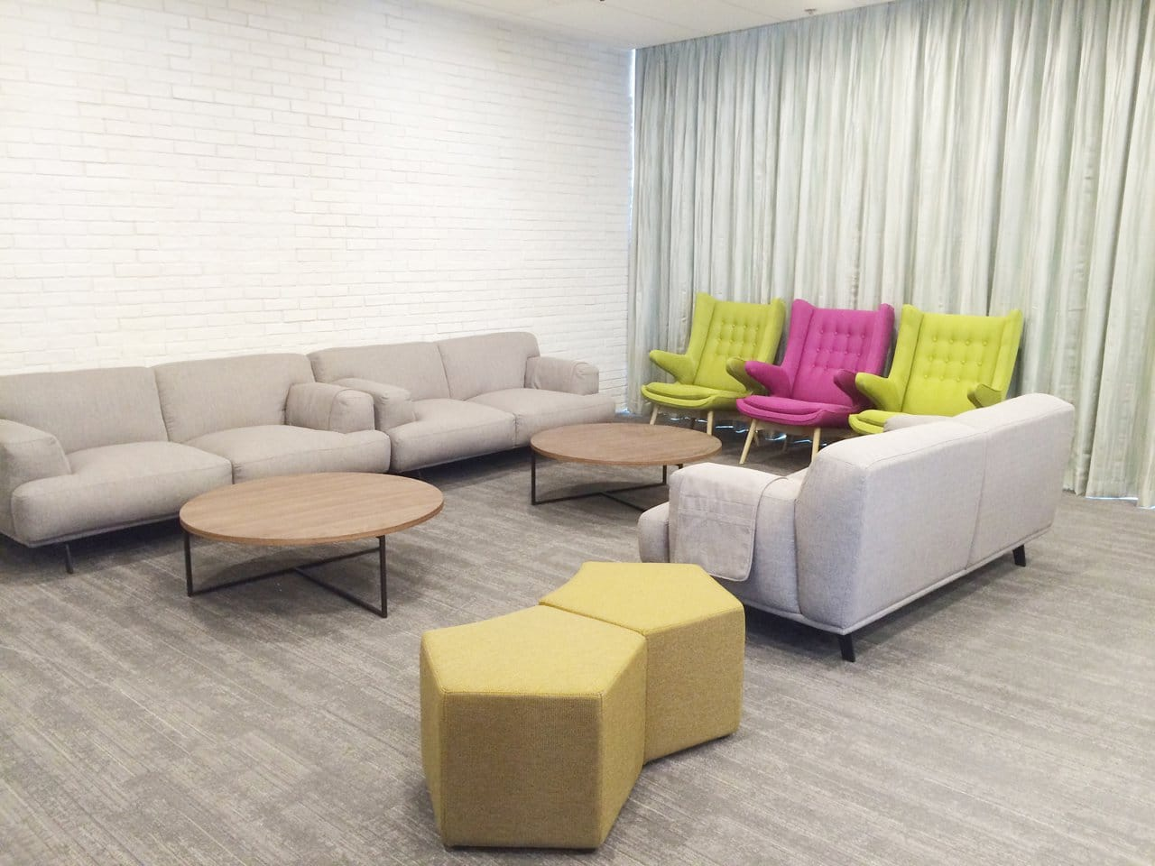 Expedia - New Bridge Road | Products Seen: [Seed Modular Stool, Campbell 2.5 Seater Sofa, Satchie Modular Coffee Table & Papa Lounge Set (Replica)]<br />