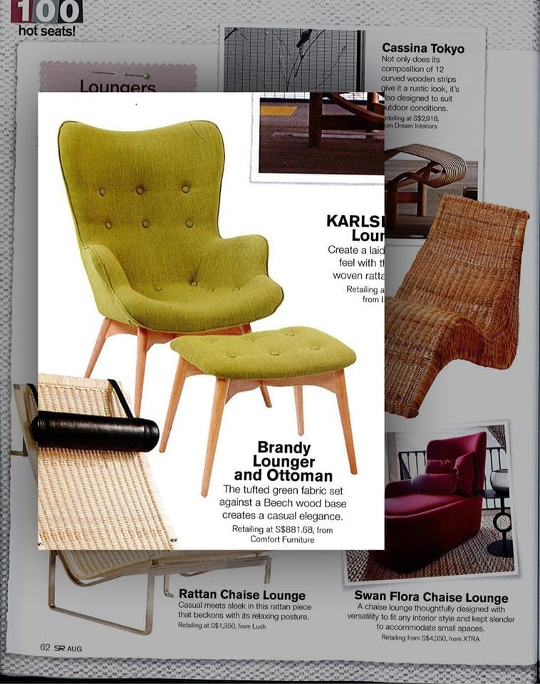 As featured on SquareRooms August 2013 Issue
