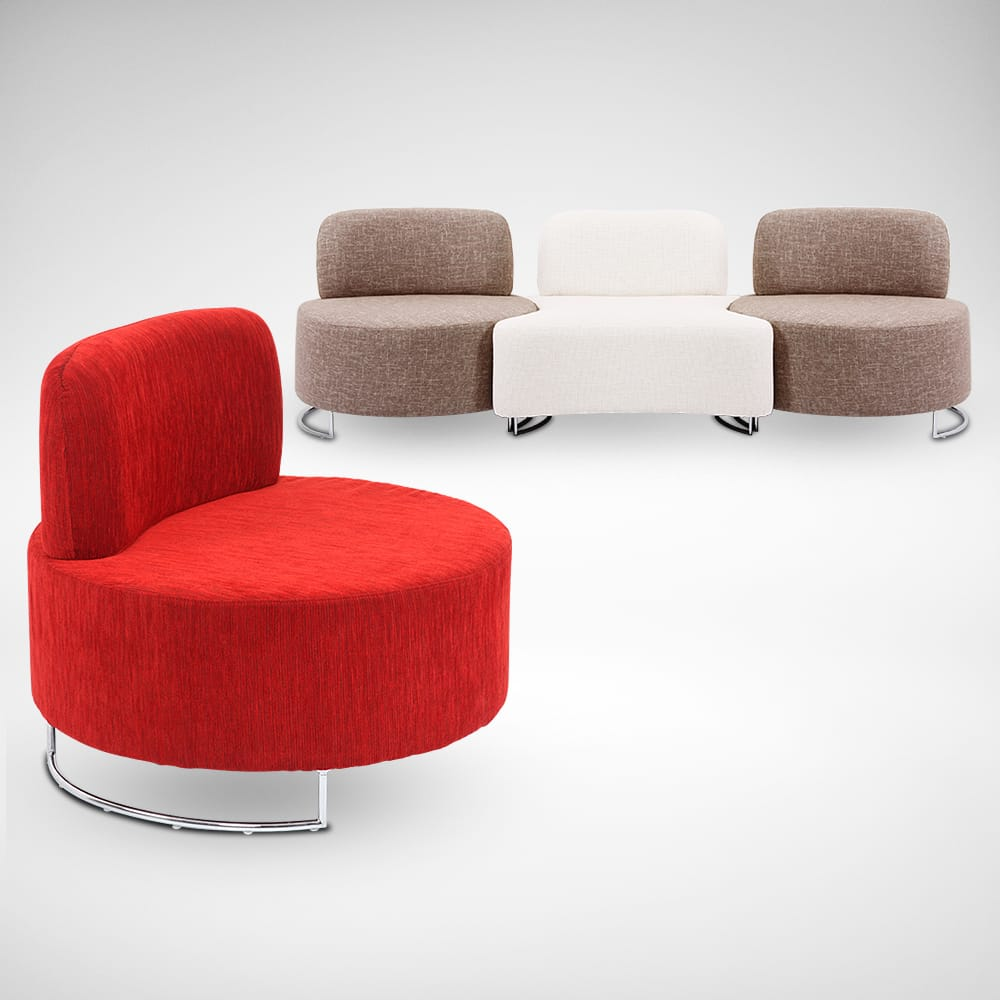 Yin Modular Sofa Comfort Design The Chair Table People