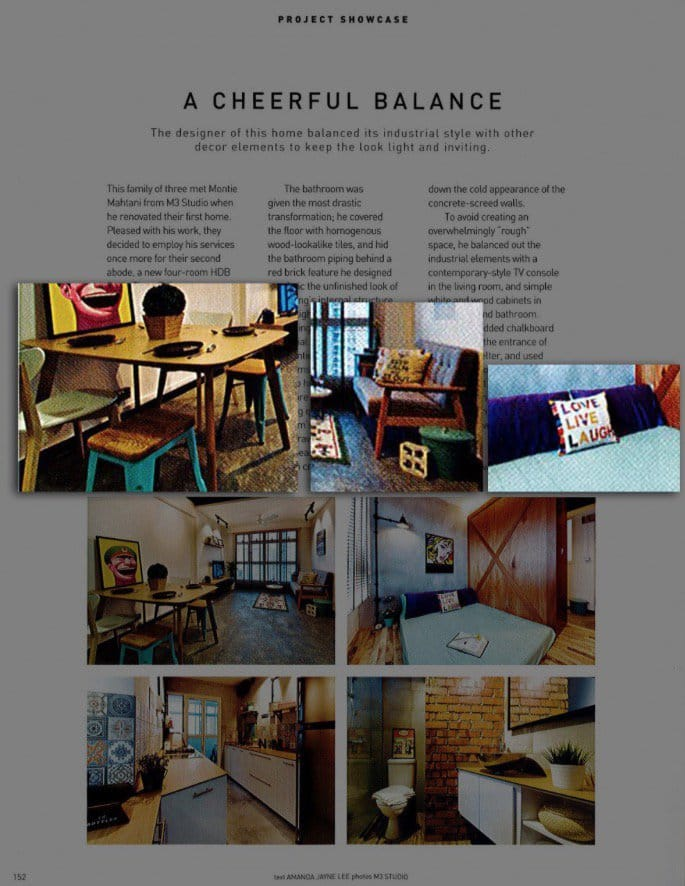 As featured on Home &amp; Decor – July 2015 Issue<br />