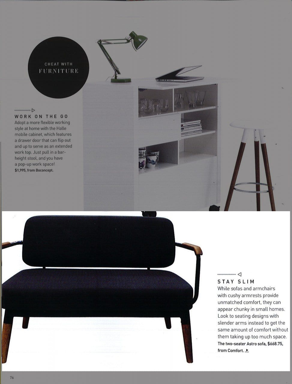 As featured on Home & Decor - February 2015 Issue<br />