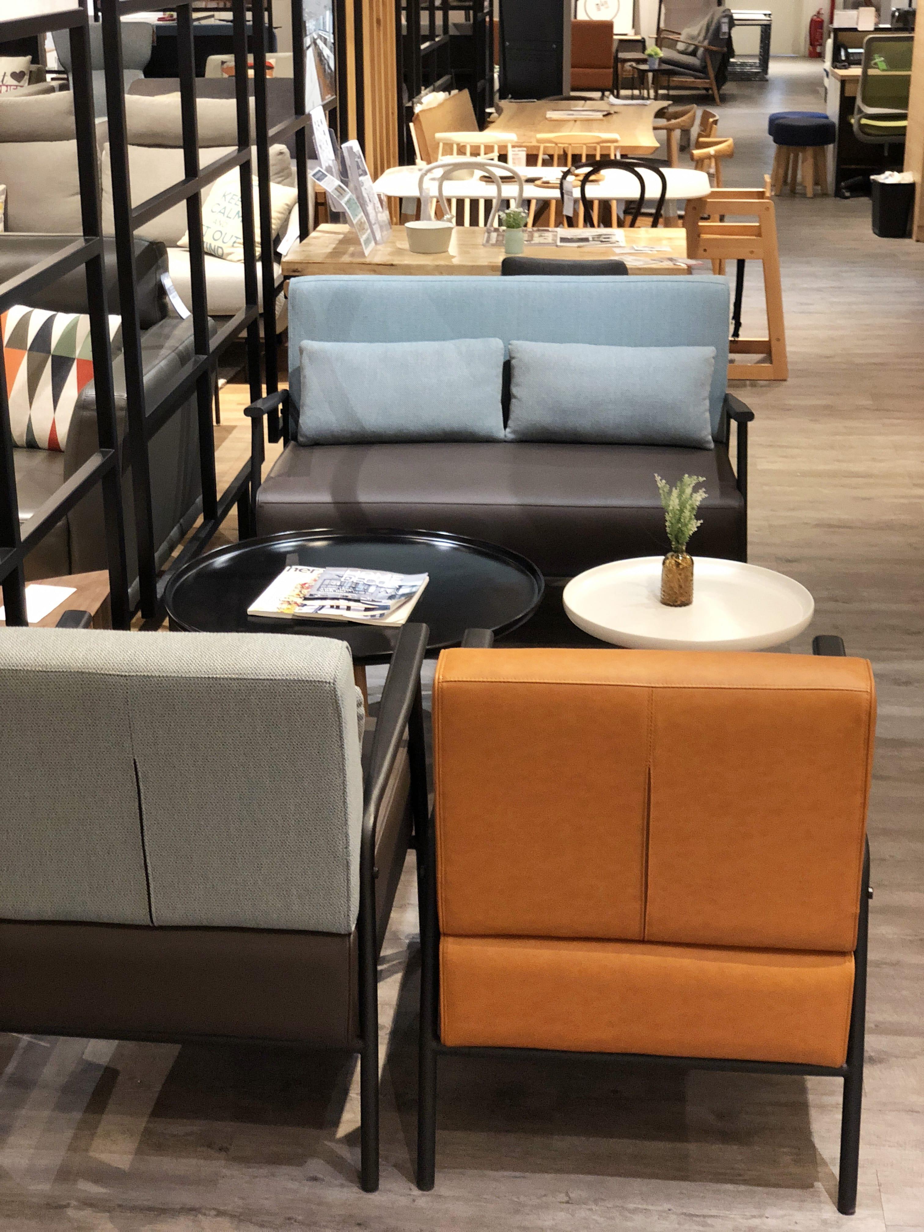Atkin 2–Seater Sofa