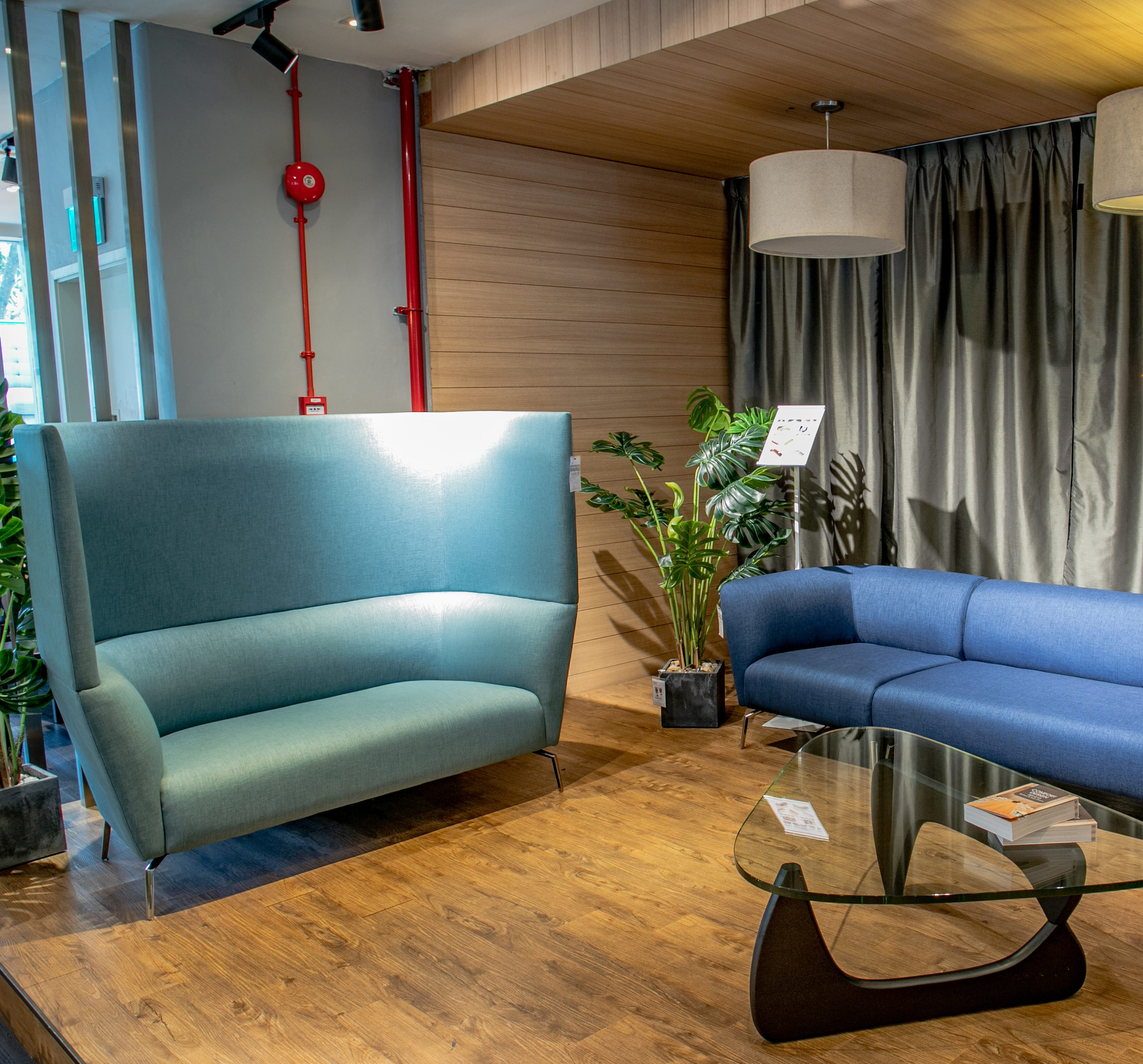 Oat Midback Modular Sofa Comfort Design The Chair
