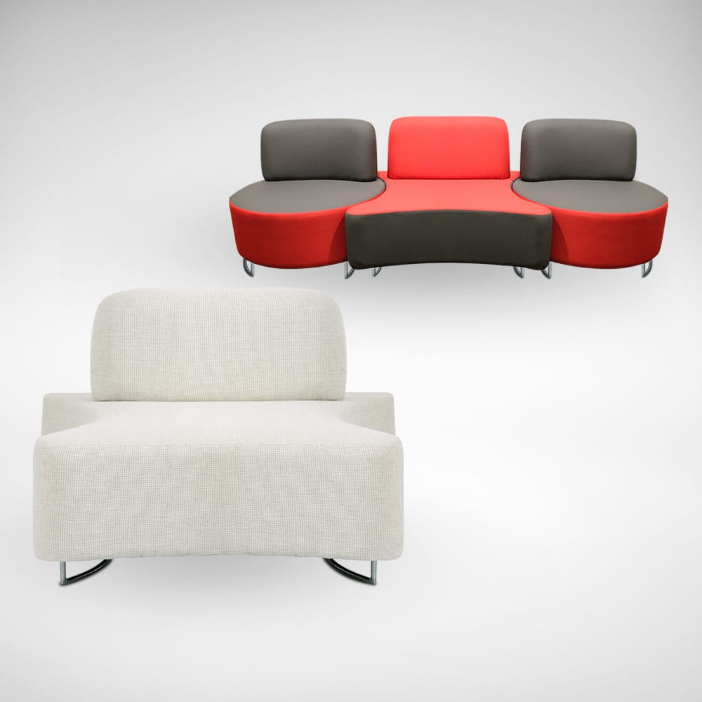 Yang Modular Sofa Comfort Design The Chair Table People