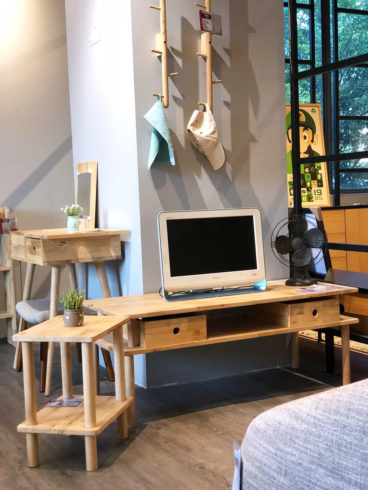 Hakone Small Coffee Table Shelf
