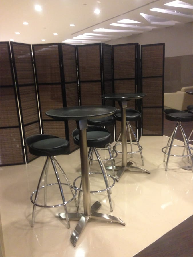 DFS - Chai Chee Technopark HQ | Products seen: [Alton Folding High Table – Round 600]<br />