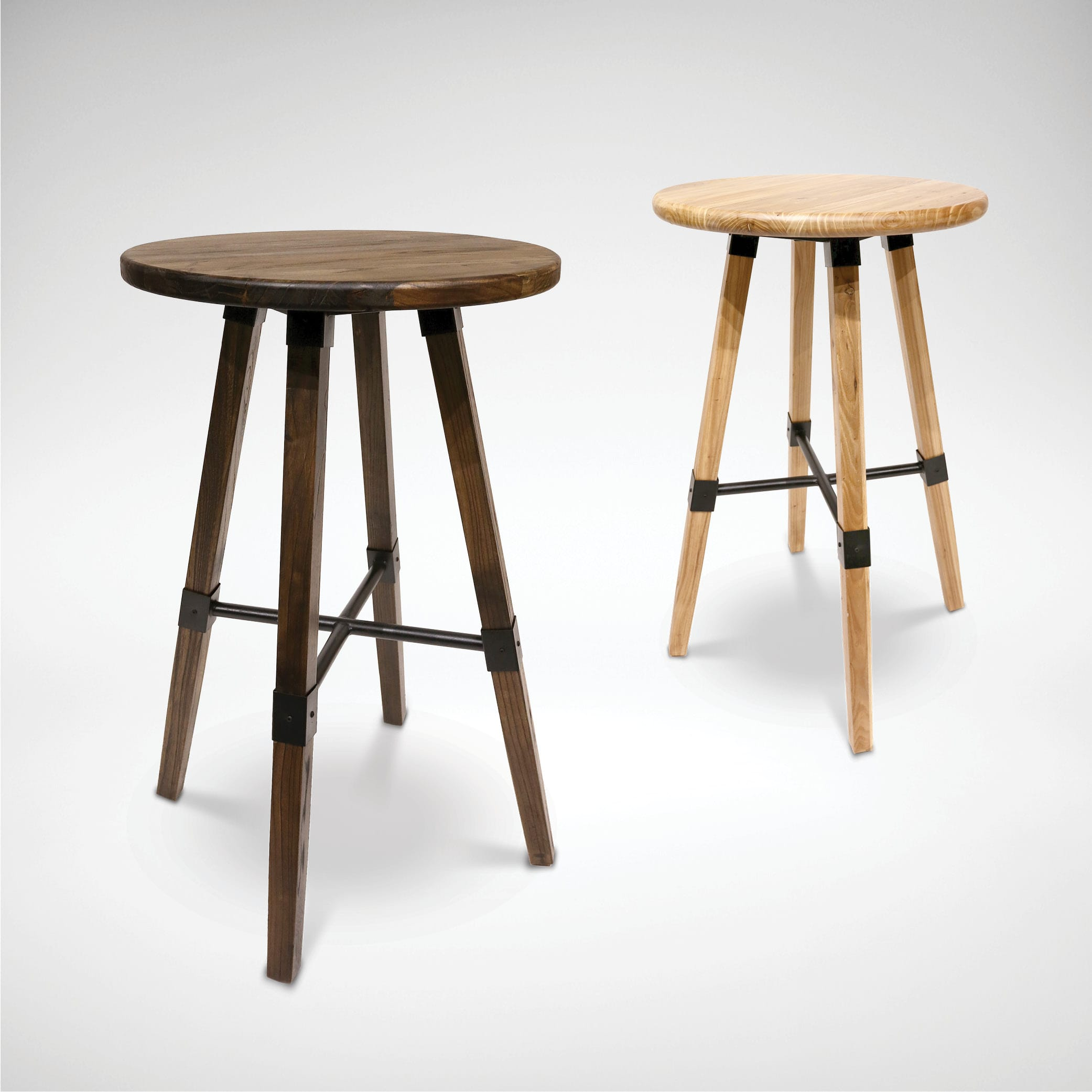 Emu Bar Table Round 600 Comfort Design The Chair