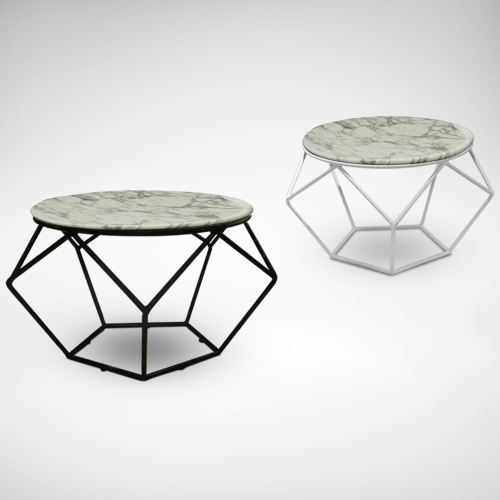 Marble Coffee Table In Singapore: Zola Coffee Table – Marble