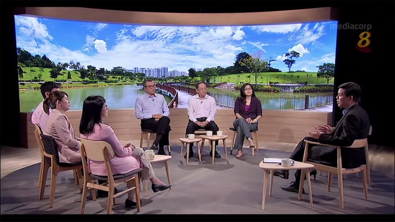 Post NDR Forum 2016 - EP1 | Products seen: [Duxton Chair, Osaka Armchair, Pino + Square Leg Chair & Tempo 3-in-1 Coffee Table]