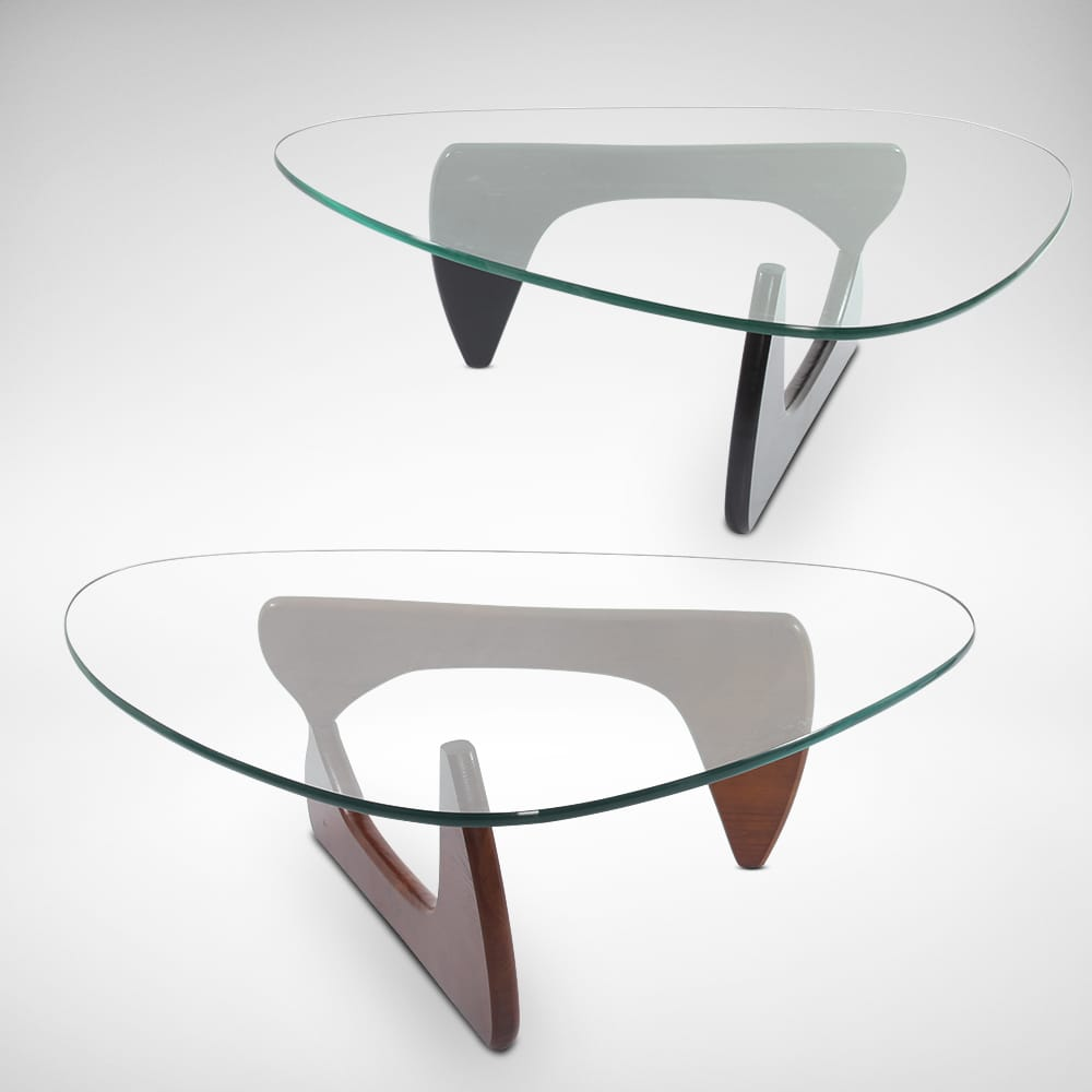 noguchi coffee table replica comfort design the. Black Bedroom Furniture Sets. Home Design Ideas