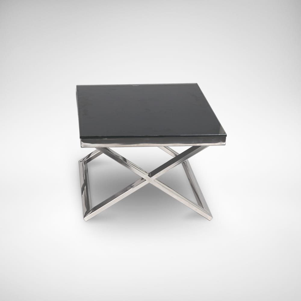 40 Metal Square Coffee Tables: Session Coffee Table – Square