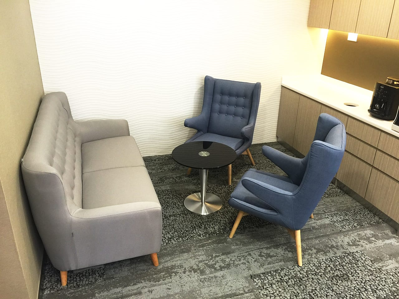 National Heart Centre - Hospital Drive | Product Seen: [Papa Lounge (replica), Kayama 3 Seater Sofa &amp; Arnott Coffee Table]<br />