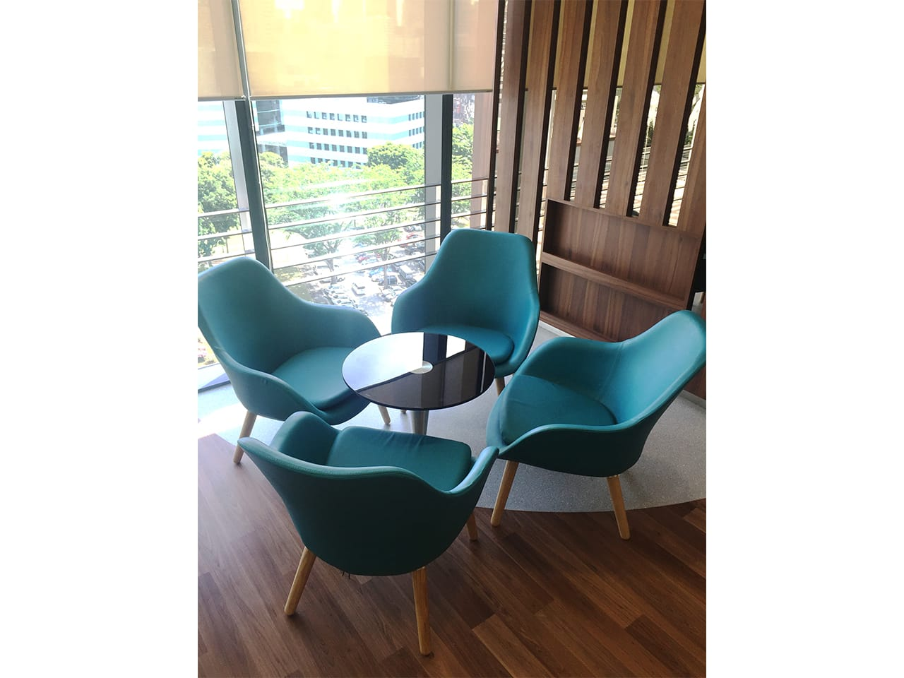 National Heart Centre - Hospital Drive | Product Seen: [Arnott Coffee Table &amp; Sacco Lounger]<br />