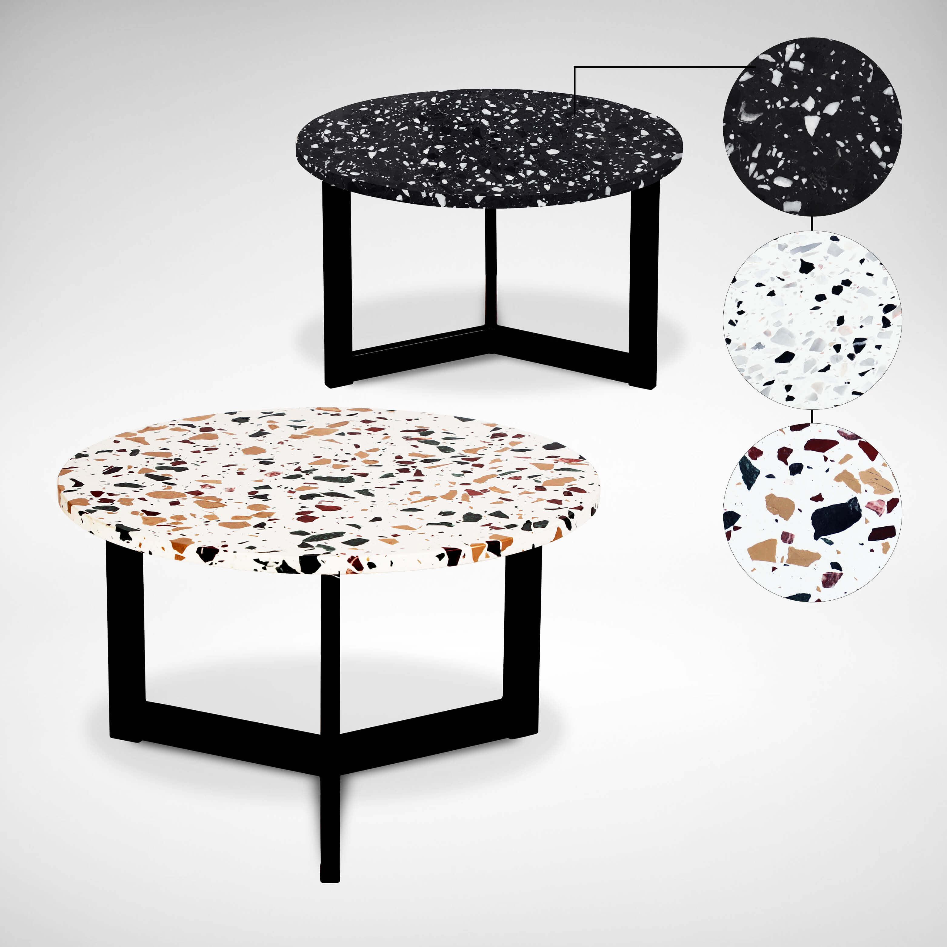 Terrazzo X Lola Coffee Table Big Comfort Design Furniture