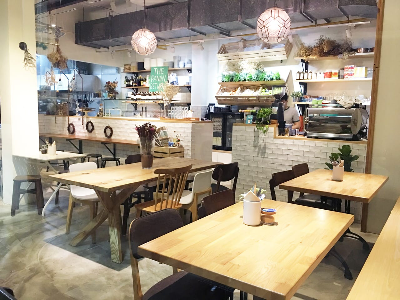 Laneway Market - Tanjong Katong | Products Seen: [Dock Dining Table, Robin Sidechair, Tang Stool - Square, Plug + Square Leg Chair, Lama Stool, Farm-2 Chair & Duxton Chair]