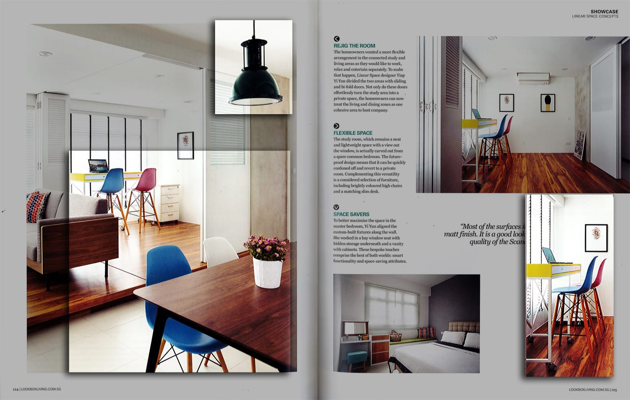 As featured on Lookbox Living Issue #46<br />