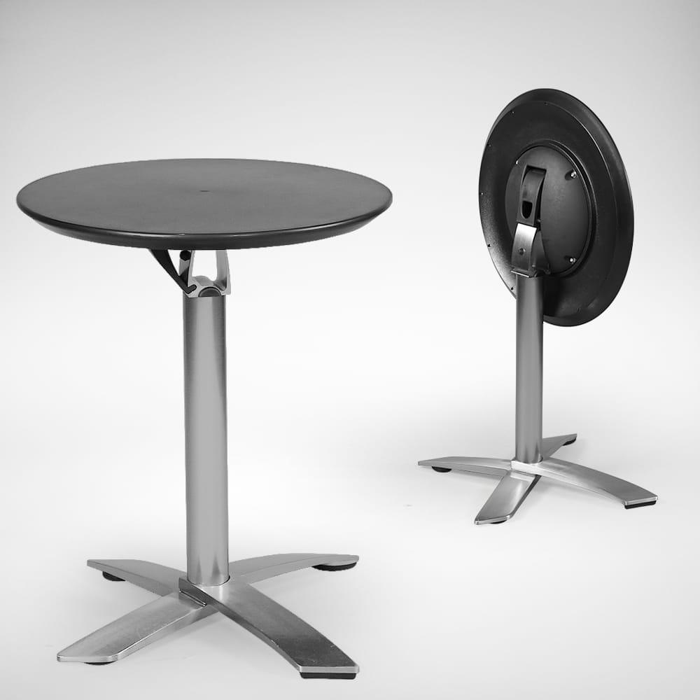 Alton Folding Dining Table Round Dia600