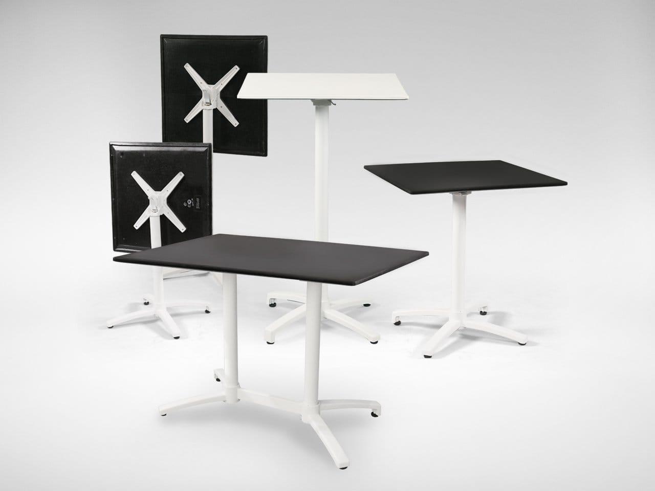 Grit Folding Table Base