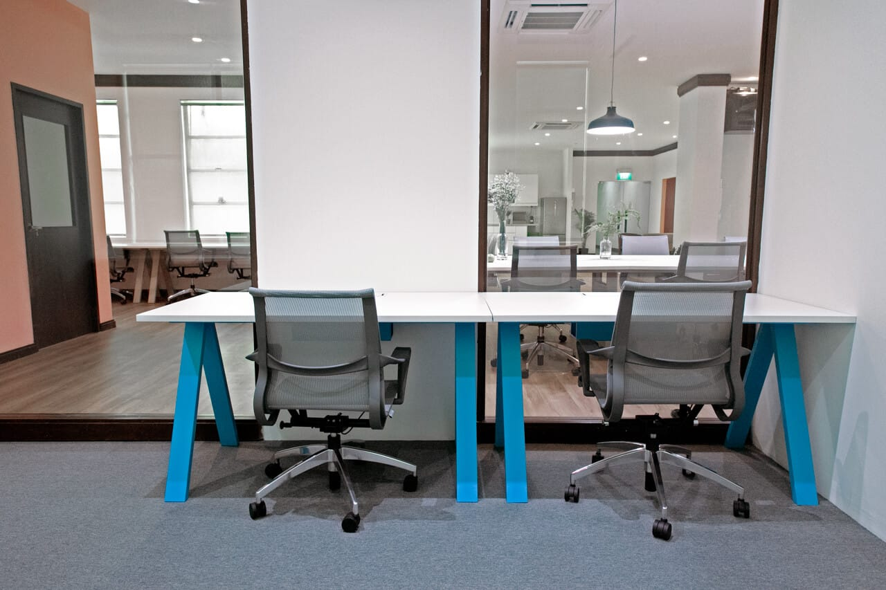The Catalyst - Alumni Association | Products Seen: [Azura Office Chair & Apex Workstation]